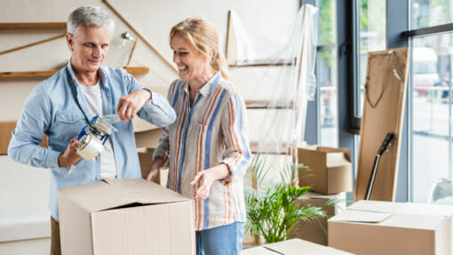 How and Why to Declutter When Moving House