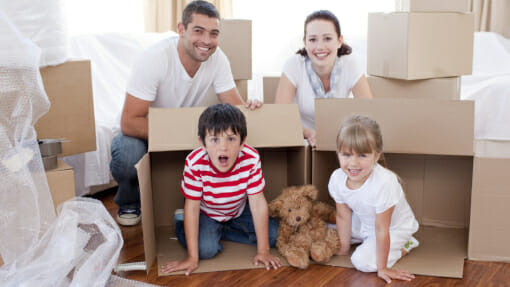 Select the Right Boxes for Storage or Moving