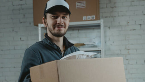 moving fragile items to self storage